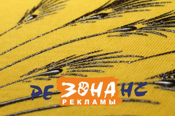 футболки с печатью шелкографией